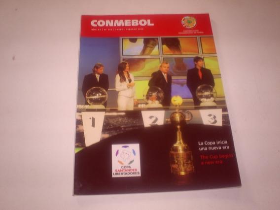 Revista Conmebol Nº 105 - Enero Febrero 2008