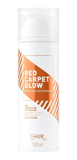 Spray Bronzeado Instantâneo Skelt - Red Carpet Glow 120ml
