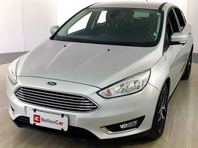 Ford Focus 2.0 Titanium Plus 16v Flex 4p Powershift 2016...