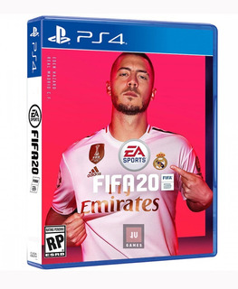 Fifa 20 Ps4 Español Latino + Póster /100% Original