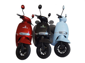 Scooter Wheele Capri Electrico Litio Extraible/ Sin Patente