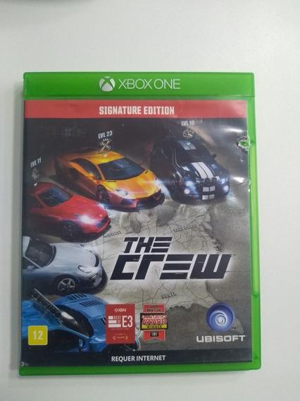 The Crew - Xbox One Original Em Mídia Física