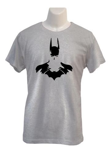 Polera Batman Stencil - Polo - Dc Cómics - Super Héroes