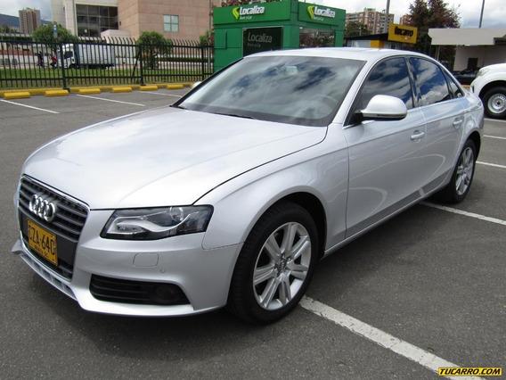 Audi A4 Luxury Tp 1800cc T Aa Ct