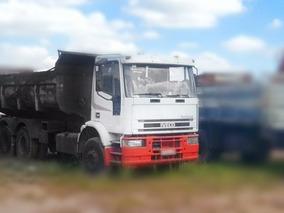 Caminhão Basculante Iveco 160e21 6x2 Caçamba