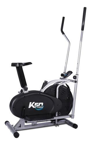 Caminador Elíptico Mecánico C/asiento K50 Fit40 C/cuotas