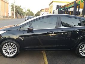 Ford Fiesta 1.6 16v Titanium Flex 5p 2016