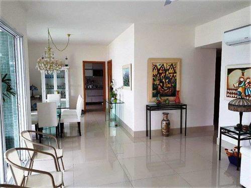 Apartamento Com 3 Dorms, Ponta Da Praia, Santos - R$ 2.08 Mi, Cod: 1243 - V1243
