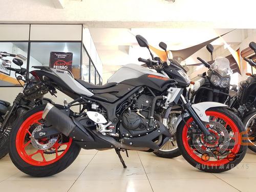Yamaha Mt-03 Cinza 2020