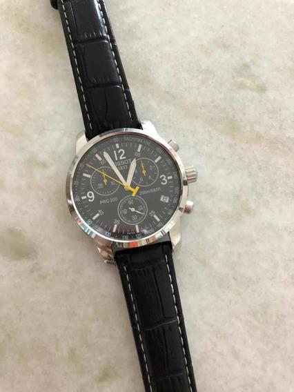 Relógio Tissot Prc 200 Usado