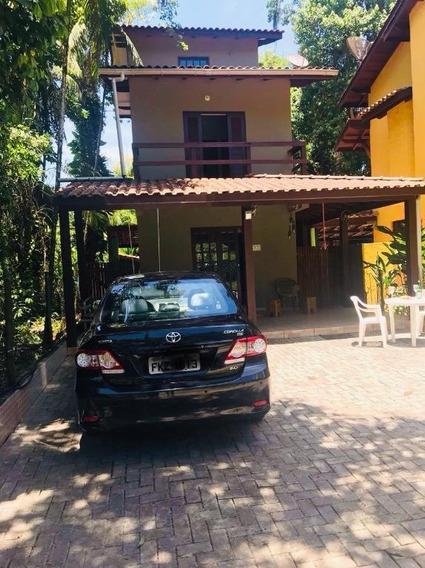 Sobrado Em S Camburi, São Sebastião/sp De 150m² 3 Quartos À Venda Por R$ 325.000,00 - So436053