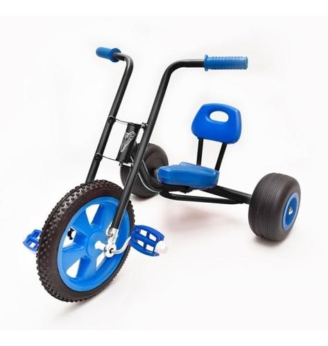 Imagen 1 de 10 de Triciclo Infantil Chopero Pedal Mini Drift Katib 3 A 5 Años