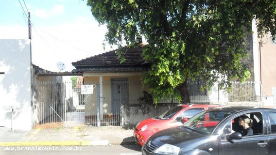 Casa Para Locação Em Presidente Prudente, Vila Comercial, 3 Dormitórios, 1 Vaga - 00048.002