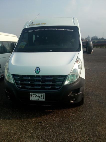 Venta Microbus Renault Nueva Master