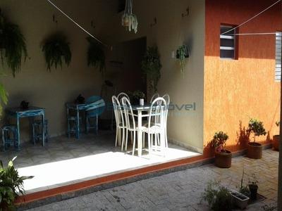 Casa Residencial Em Valinhos - Sp, Vila São Sebastião - Ca01796