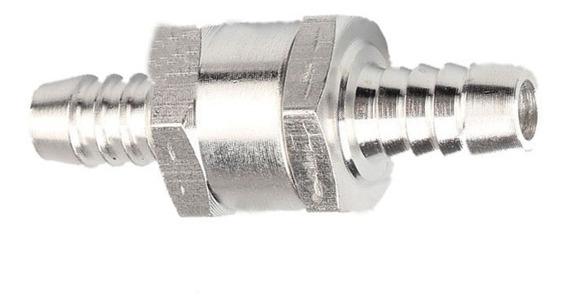 Válvula De Retenção 8mm 5/16 Em Alumínio Pra Hho /diesel/ Ga