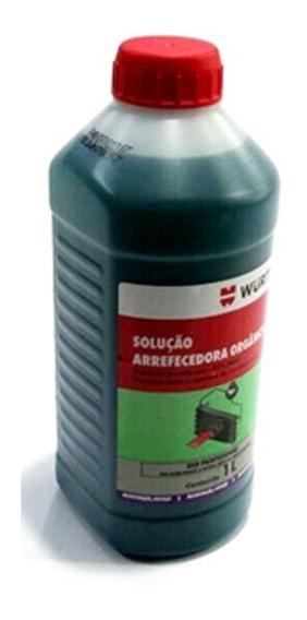Liquido Arrefecimento Radiador Solução Wurth Verde-azulado