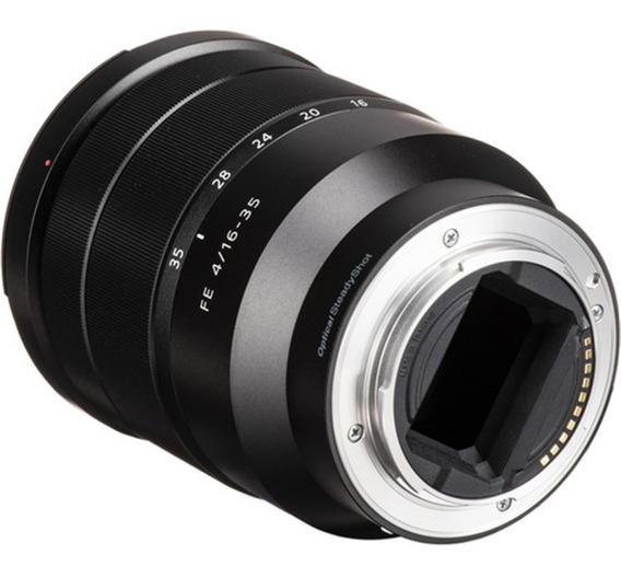 Lente Sony Vario-tessar T* Fe 16-35mm F/4 Za Oss