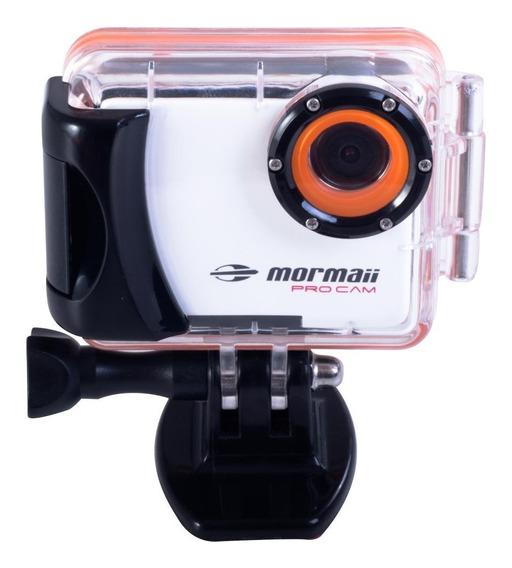 Câmera E Filmadora Pro Cam Mormaii - Bel Sports
