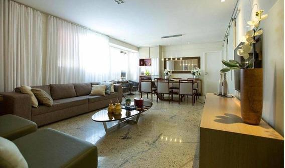 Apartamento Com 4 Quartos No Bairro Sion. - 1841