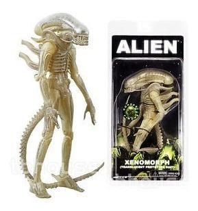 Alien Neca Xenomorph Translucent Proeotype Suit
