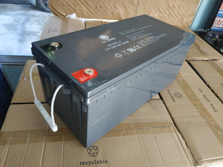 Bateria De Gelatina Para Inversor 12 Voltios 200 Ah