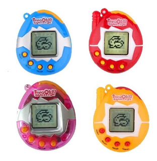 Tamagotchi Connection Mascota Virtual 168 En 1 Envio Gratis