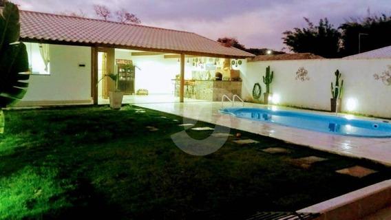 Linda Casa Em Itaipuaçu/maricá - Ca1188