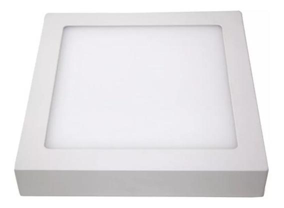 Plafon 25w Sobrepor Maxtel Led Branco Frio