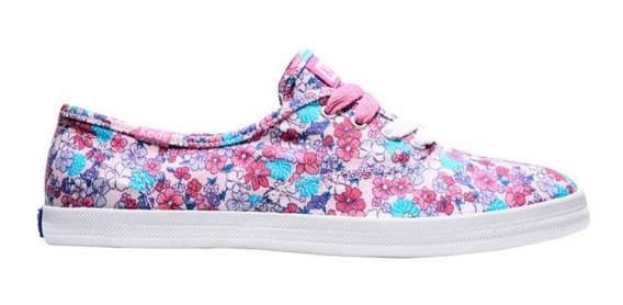 Zapatillas Champions Floral, Keds
