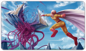 Playmat Central Mats One Punch Magic The Gathering