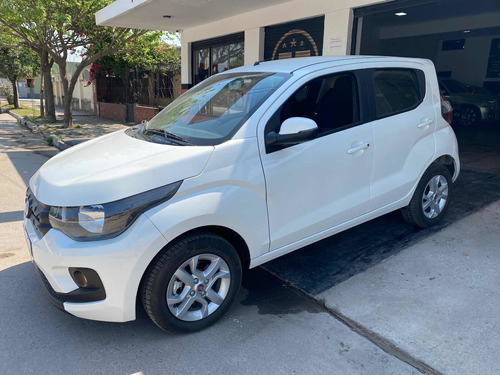 Fiat Mobi 2020 1.0 Easy Pack Top