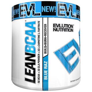 Lean Bcaa Cla L-carnitine Evl Nutrition 237 Gr Original Usa