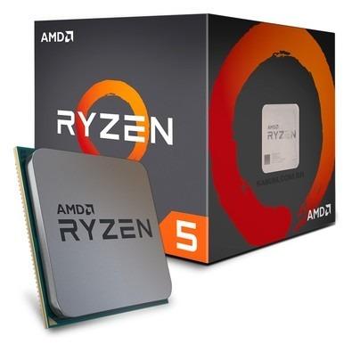 Processador Amd Ryzen 5 1600,cache 19mb,3.2ghz (3.6ghz)