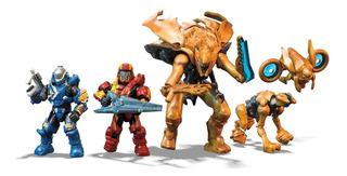 Mega Construx Juego De Construcción Halo Phaeton Helios,