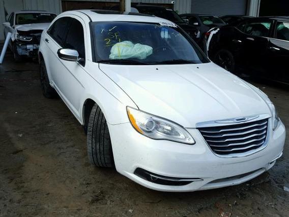 Chrysler 200 2013 Limited Se Vende Solo En Partes