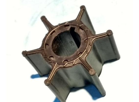 Rotor Bomba Água Motor Popa Suzuki 15 Hp Importado = Origina