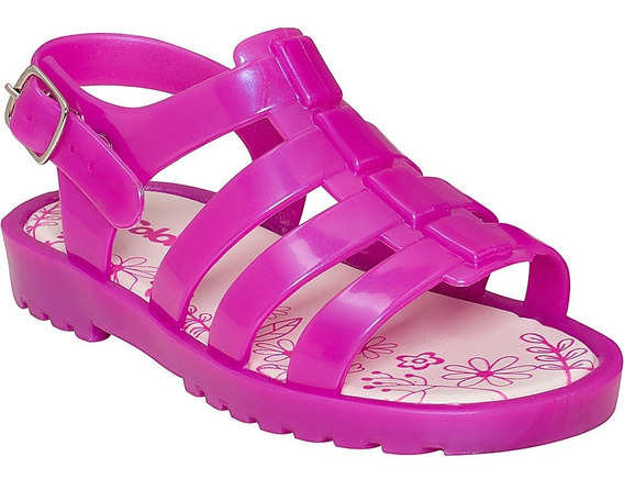 Sandália Colore Pimpolho Menina