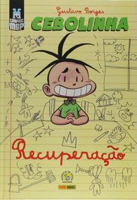 Graphic Msp (capa Dura) N° 20 - Cebolinha - Recuperação