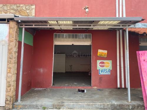 Salão Para Aluguel Em Jardim Eulina - Sl001098