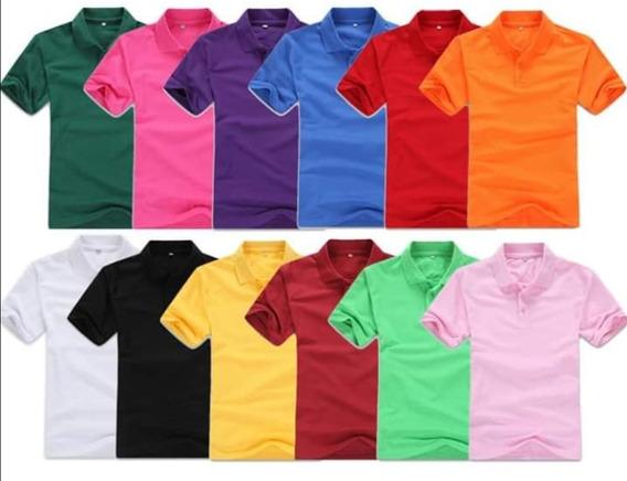Playeras Tipo Polo Colores Y Tallas Playeras De Alta Calidad