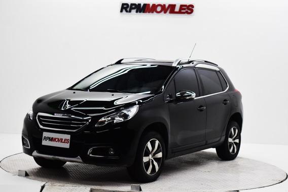 Peugeot 2008 1.6 Sport Mt 2017 Rpm Moviles