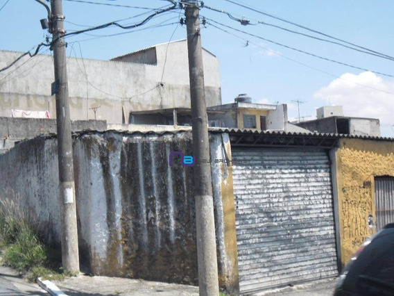 Terreno À Venda, Jardim Colorado, São Paulo. - Te0018