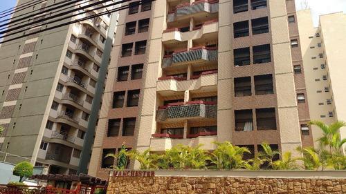 Apartamento Com 3 Dormitórios Para Alugar, 114 M² Por R$ 1.650,00 - Centro - Campinas/sp - Ap2974