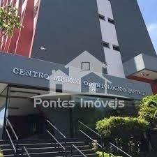 Sala Comercial 112m² No Bairro Centro-sbc - Sal31