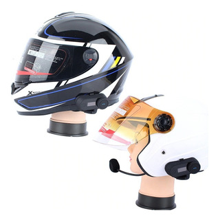 Intercomunicador Para Casco De Motocicleta