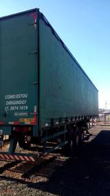 Carreta Sider 2012 Com Pneus **16.000+saldo Cons.bradesco*