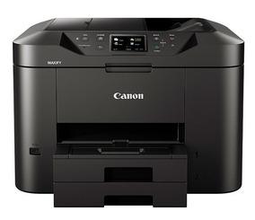 Multifuncional Canon Mb2710 Nova, Na Caixa!