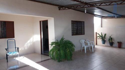 Casa À Venda, 172 M² Por R$ 460.000,00 - Marieta Dian - Paulínia/sp - Ca2078