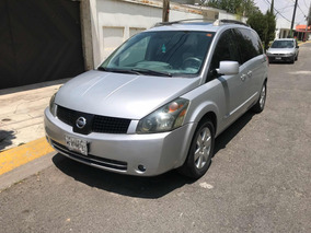 Nissan Quest 3.5 Sl Piel At 2005